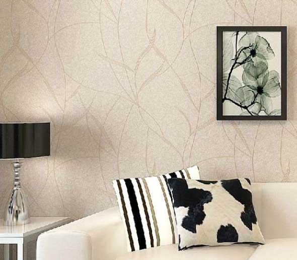 23 modelos de papel de parede atuais for Papel barato pared