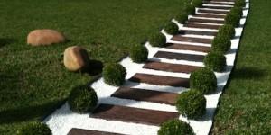 Placa cimenticia imitando madeira