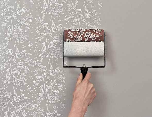 Well-known Vários tipos de texturas para parede LZ71