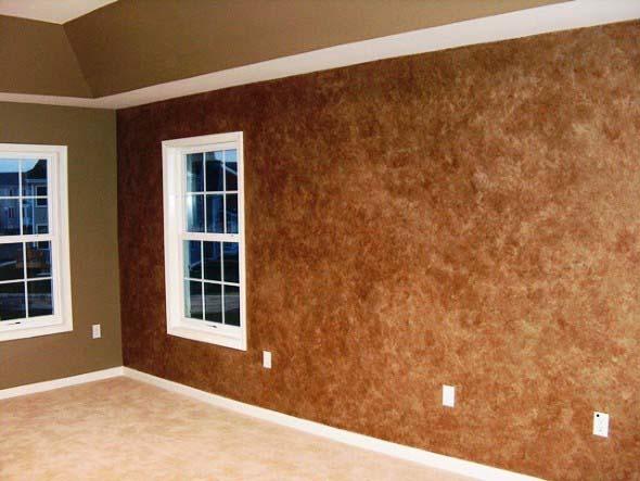 V rios tipos de texturas para parede for Idea de pintura de corredor