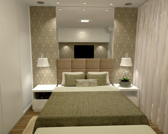 Lumin ria pendente para cabeceira da cama for Mini lavabos baratos