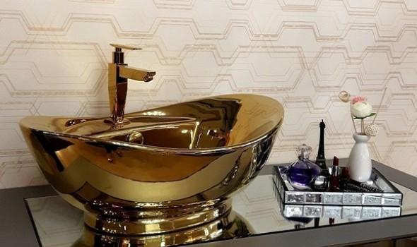 Tipos de cuba para banheiro -> Cuba Para Banheiro Criativa