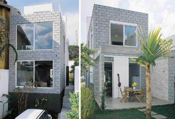Fachadas casas pequenas publicado - Fotos de casas pequenas ...