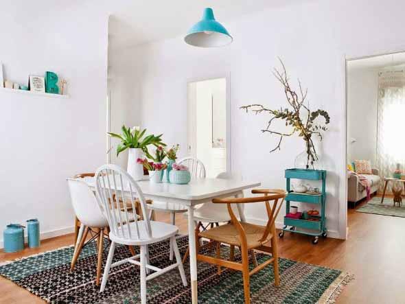 Casa decorada em estilo escandinavo 020