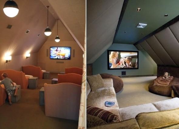 Espaço na casa para ver TV e assistir filmes 004