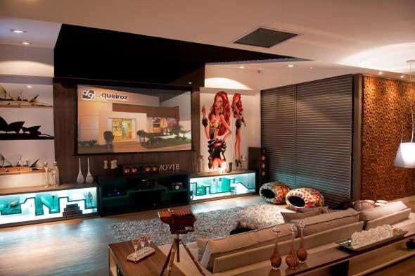 Espaço na casa para ver TV e assistir filmes 006