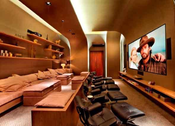 Espaço na casa para ver TV e assistir filmes 011