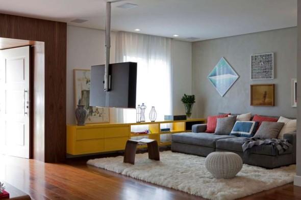 Espaço na casa para ver TV e assistir filmes 013