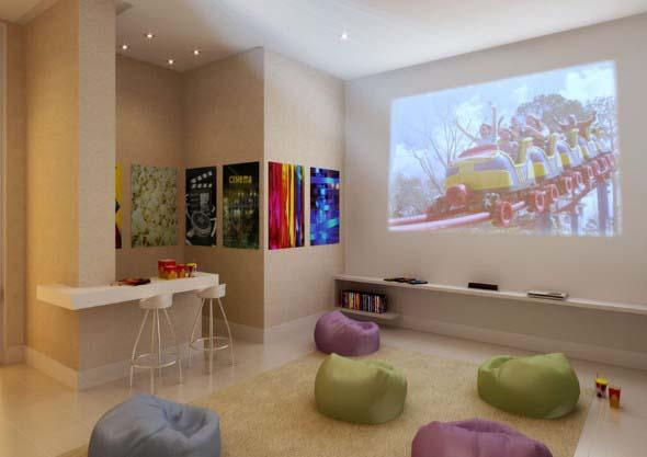 Espaço na casa para ver TV e assistir filmes 015
