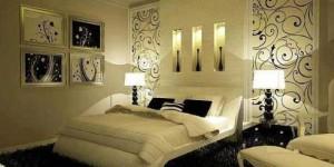 Espelhos decorativos para quartos 002