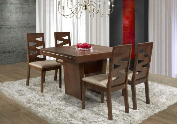 Mesas de jantar extensíveis 001