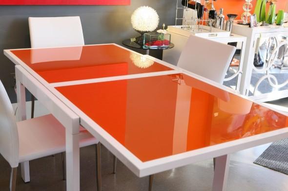 Mesas de jantar extensíveis 006