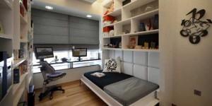 Modelos de cama escondida para casas e apartamentos 003