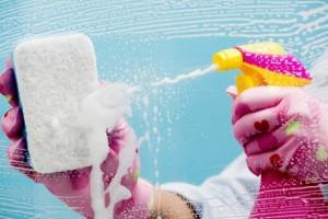 Como limpar o vidro do Box do banheiro 004