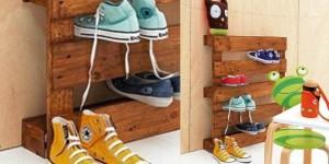 DIY - Estante para calçados 001