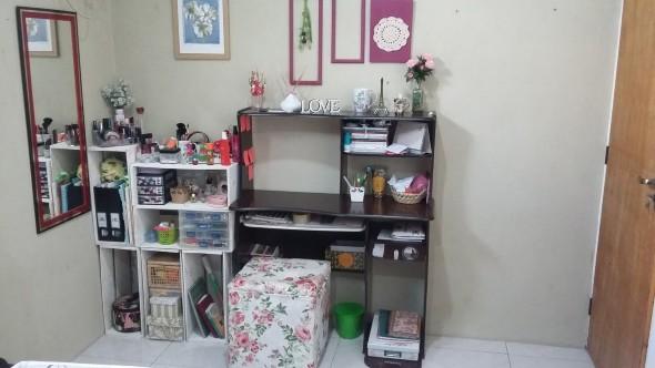 Decoração simples para quarto de meninas 018