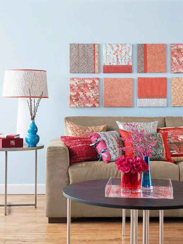Patchwork na decora o de casa confira as dicas - Casas de patchwork ...