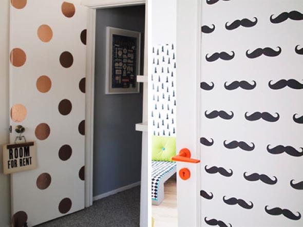 Veja como personalizar as portas da casa 006