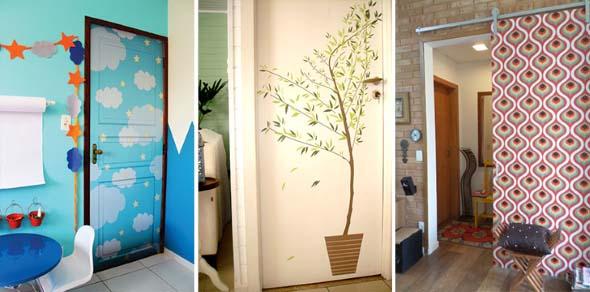Veja como personalizar as portas da casa 008