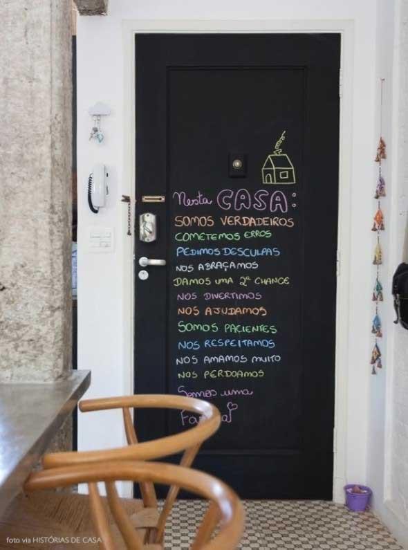 Veja como personalizar as portas da casa 010