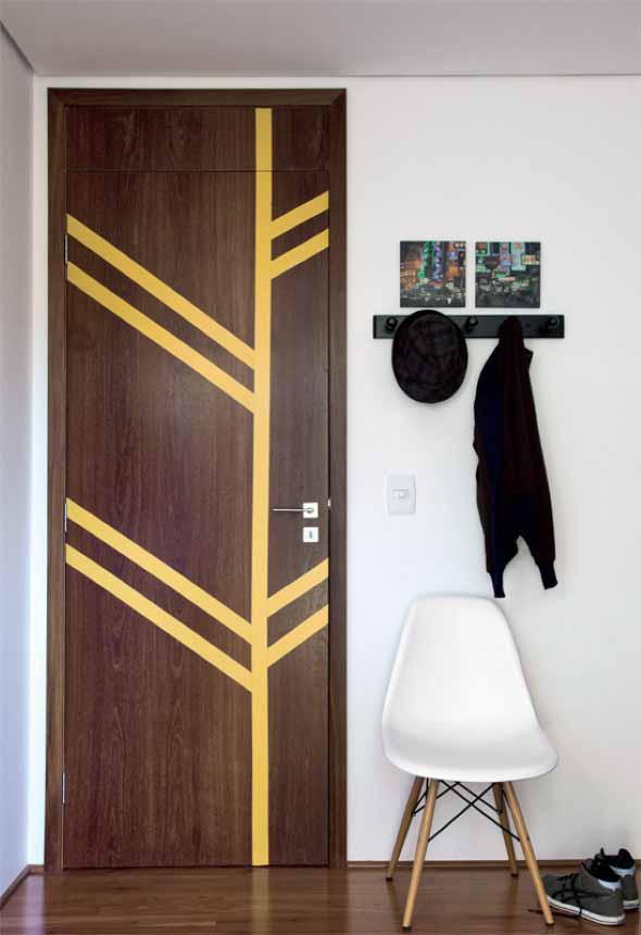 Veja como personalizar as portas da casa 011