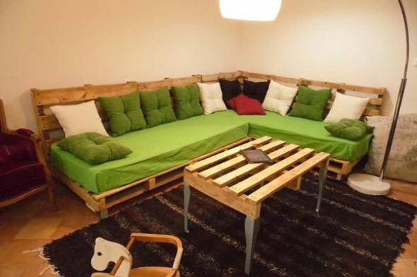 Como montar um sofá de paletes 004