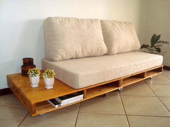 Como montar um sofá de paletes 017