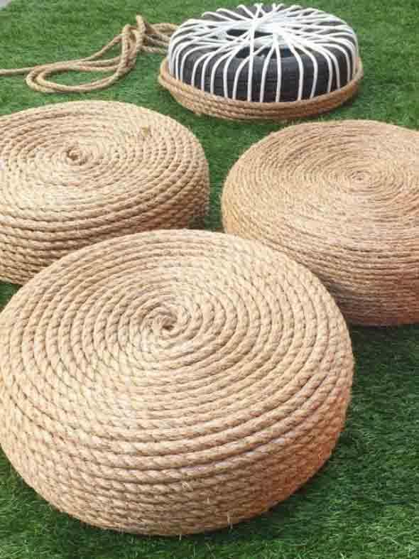 Como usar cordas na decoração 010