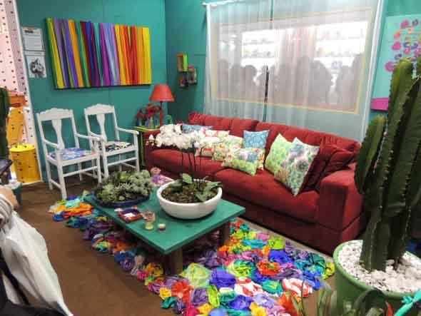 Decorar a casa com artesanato regional 016