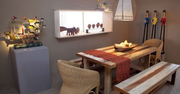 Decorar a casa com artesanato regional 018