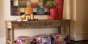 Decorar a casa com artesanato regional 024