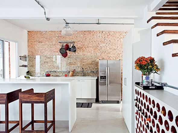 Decore sua casa com canos de aço 009