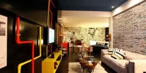 Decore sua casa com canos de aço 018