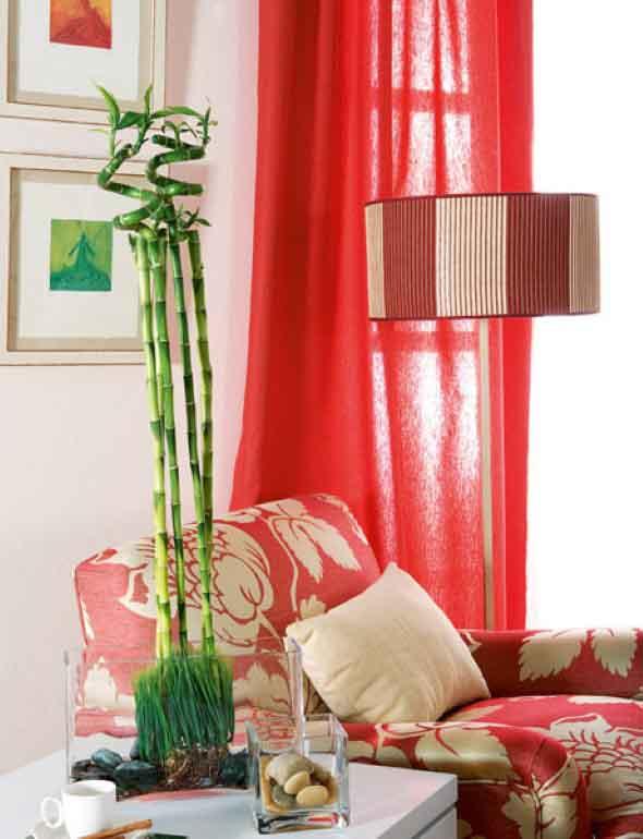 Enfeite sua casa com o charme do bambu 003