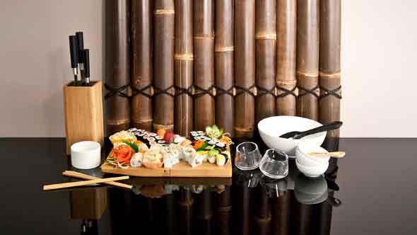Enfeite sua casa com o charme do bambu 005