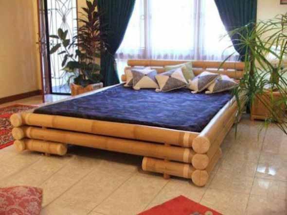 Enfeite sua casa com o charme do bambu 007