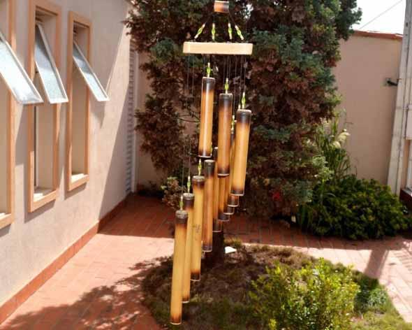 Enfeite sua casa com o charme do bambu 011
