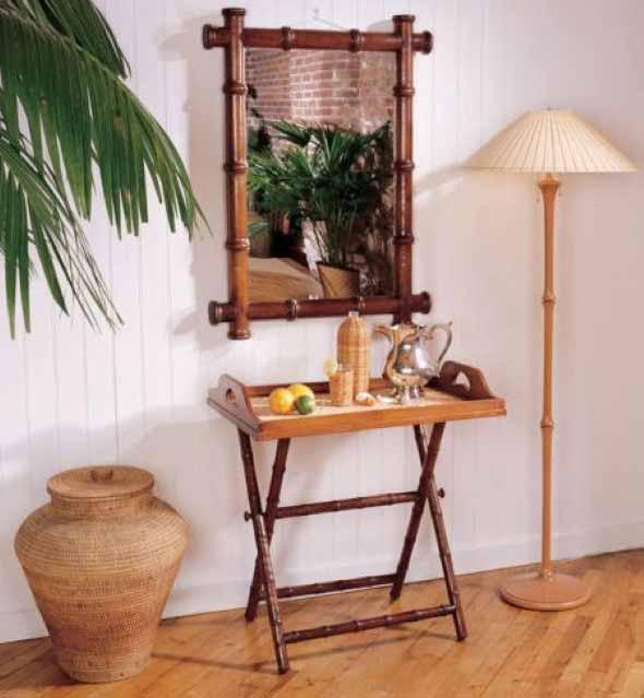 Enfeite sua casa com o charme do bambu 015