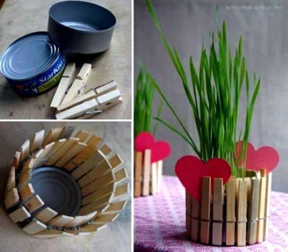 Faça objetos criativos e práticos em casa 003