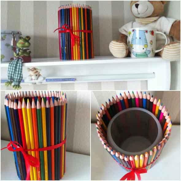 Faça objetos criativos e práticos em casa 014