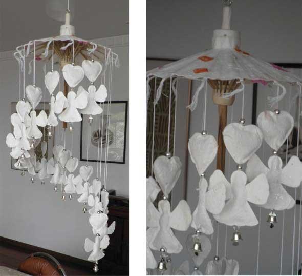Guarda-chuvas na decoração 011