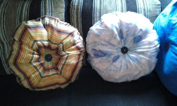 Guarda-chuvas na decoração 016