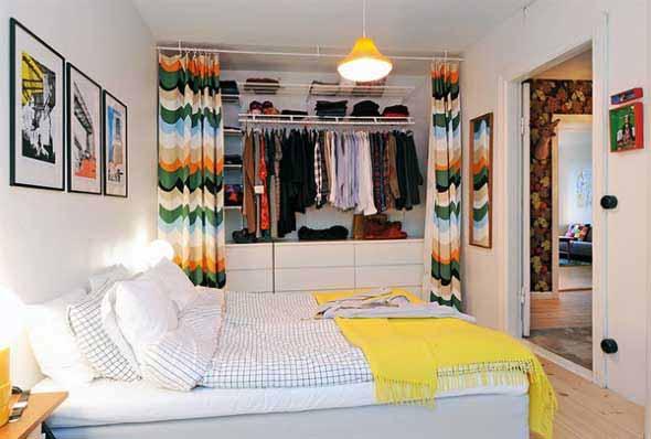 guarda roupa aberto fa a voc mesmo seu closet. Black Bedroom Furniture Sets. Home Design Ideas