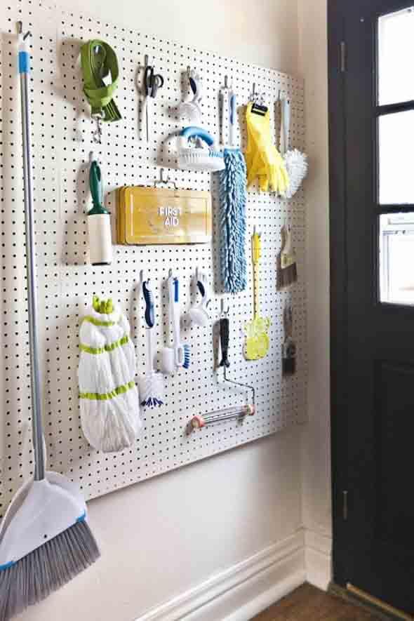 Ideias para deixar ferramentas bem organizadas 001