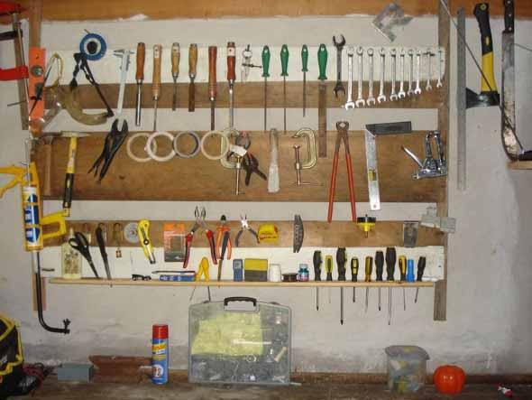 Ideias para deixar ferramentas bem organizadas 011
