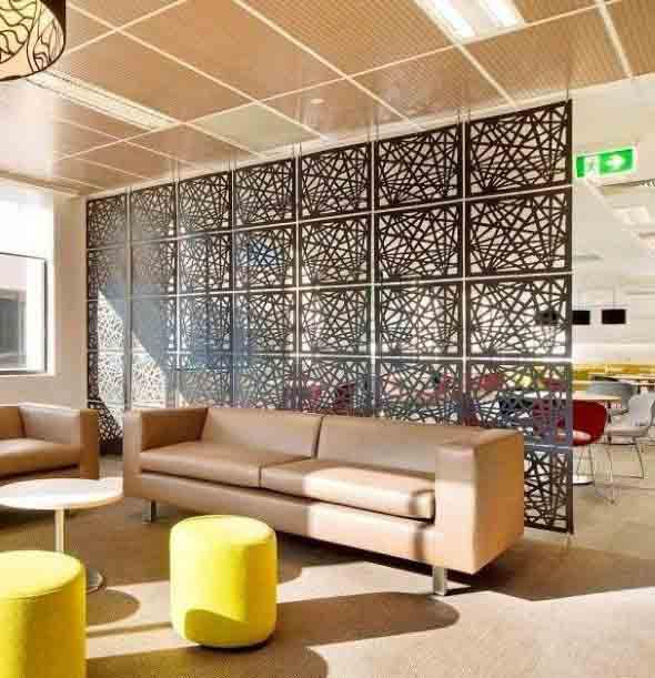 Painéis e divisórias de ambientes 002