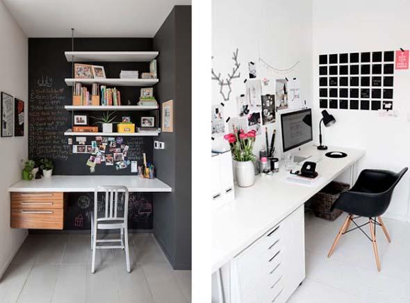 Painel de anotações Home Office 011