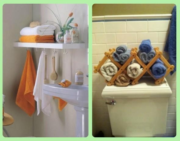 Saiba como ter em casa um prático porta toalhas 014