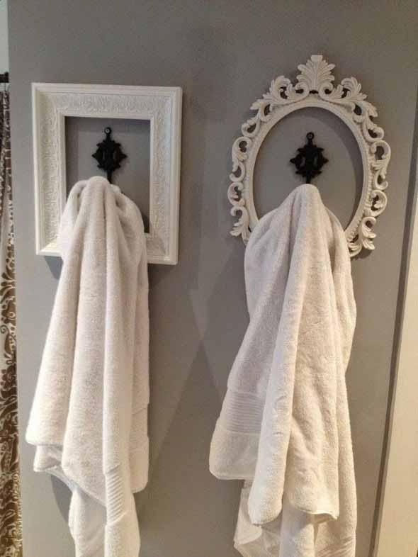 Saiba como ter em casa um prático porta toalhas 018