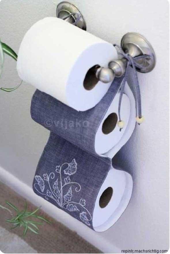 Soluções práticas para banheiros pequenos 002